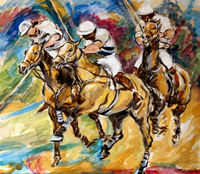 Fine Art Polo Prints